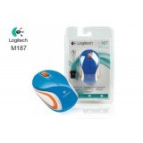 Logitec m187 Wireless Mini Mouse